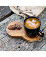 Teak koffieschotel Bean | Rico & Plato