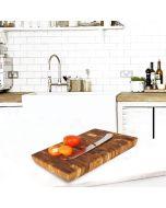 End grain choppingboard  'Tulasi'