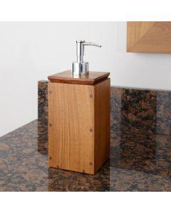 Teak Soap Dispenser I Rico & Plato