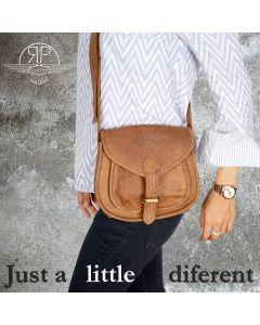 "Leather Bag ""Tiffany"" I Rico & Plato collection"