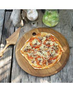 Ronde eiken houten pizza planken   Rico & Plato