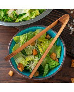 Wooden Teak cooking Tong I Rico & Plato